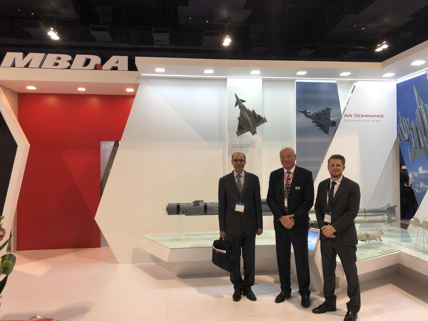 MBDA upgrade to Gold Sponsor for Egypt Defence Expo 2018