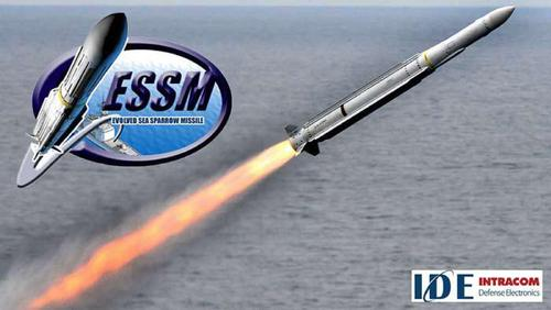 IDE wins in International Tender for the ESSM Missile