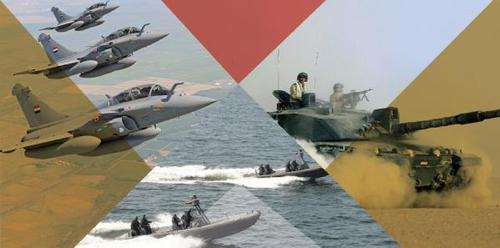 41 countries to take part in Egypt's first Defence Expo - EDEX 2018