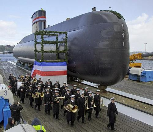 Egypt receives third Type 209 submarine from Germany