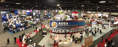 EDEX Team visit AUSA in Washington DC