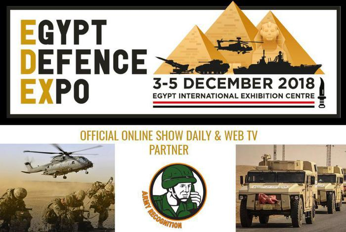 Army Recognition Official Online Show Daily News and Web TV for EDEX 2018